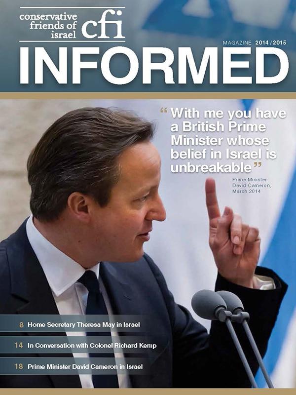 CFI Informed Magazine 2014/2015