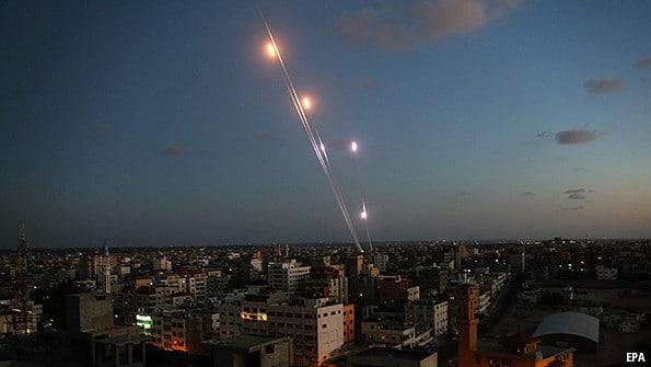 Hamas rockets 1