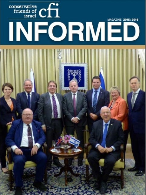 CFI Informed Magazine 2015/2016