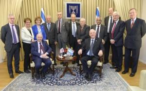 Lords delegation