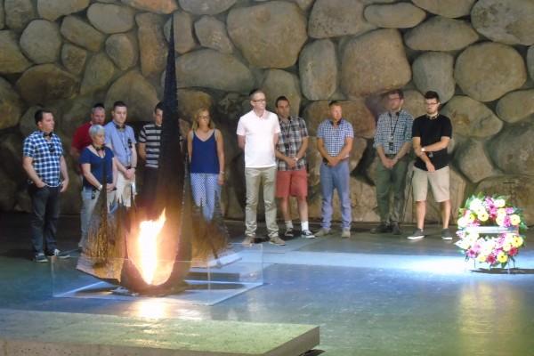 MSPs Yad Vashem