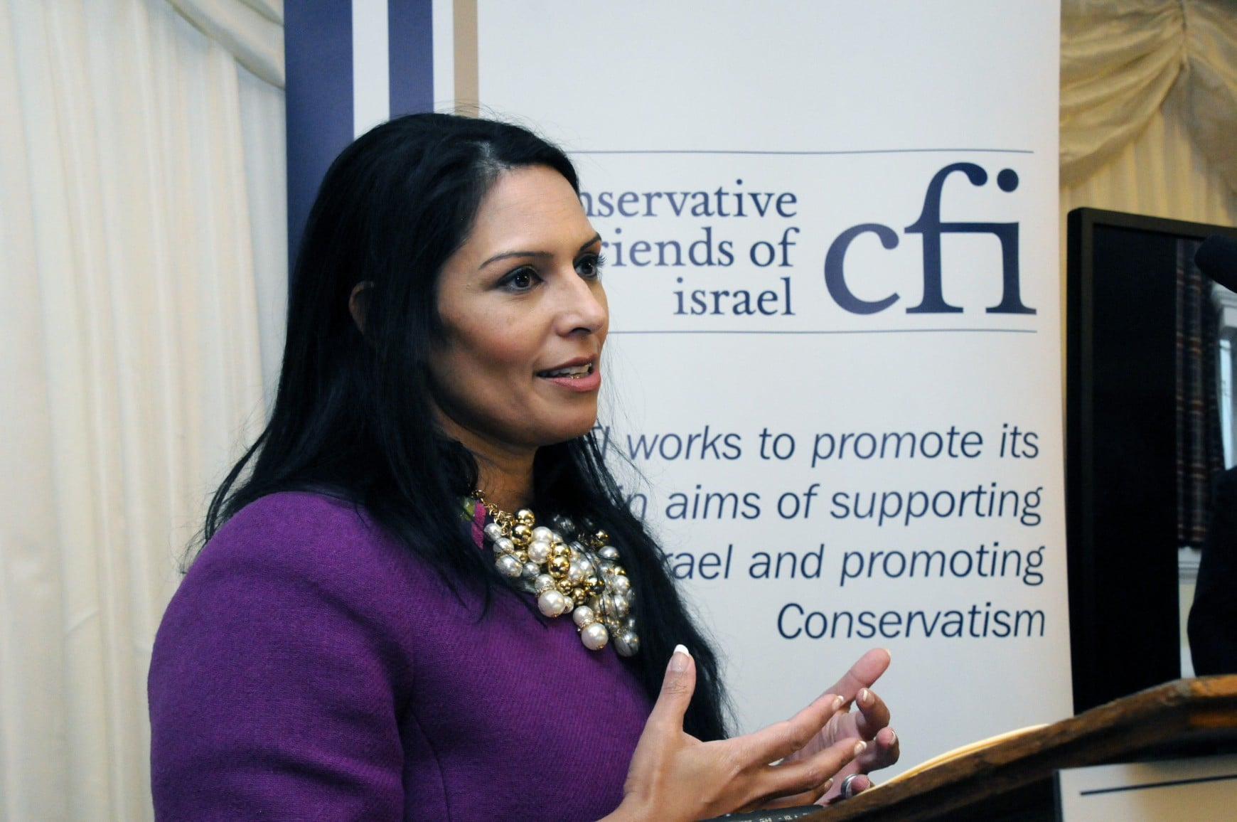 "International Development Secretary vows to ""root out"" abuse in international aid at CFI Parliamentary Reception"