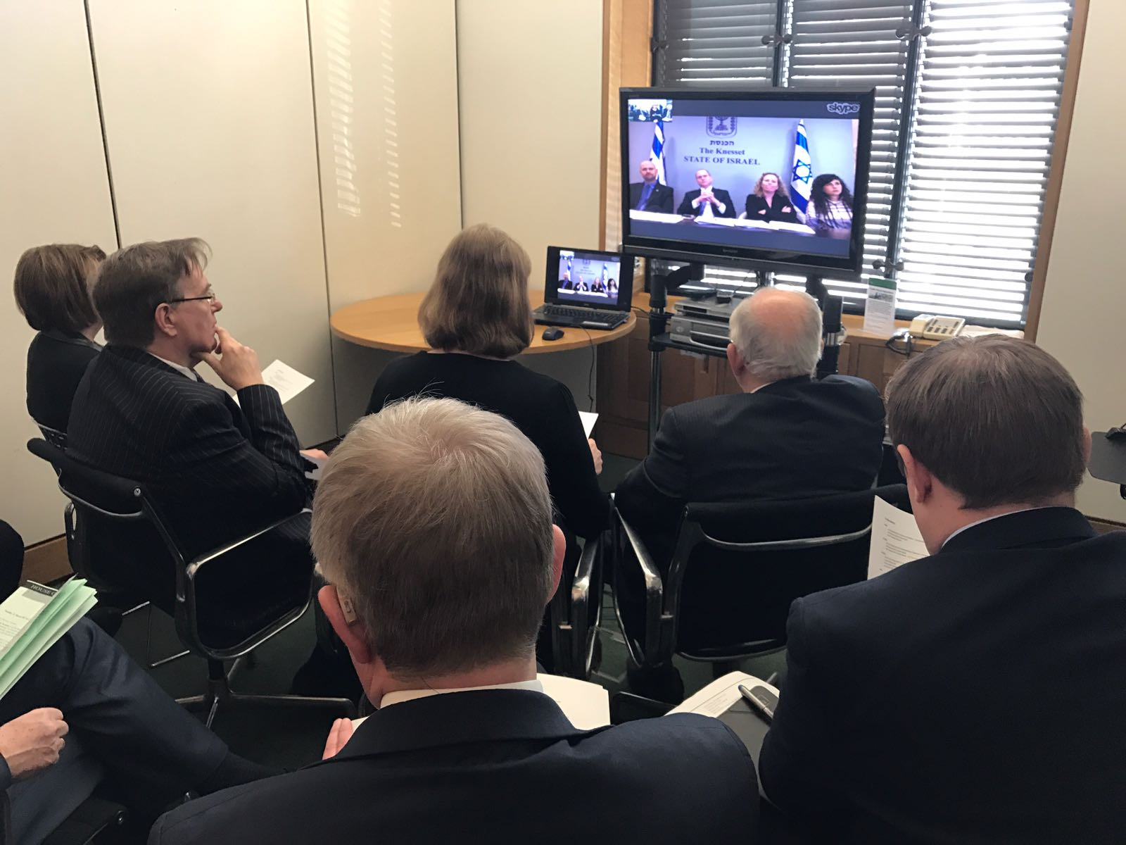 Cross-party MPs, MKs and Lords take part in first ever UK-Israel Parliamentary Friendship group video conference
