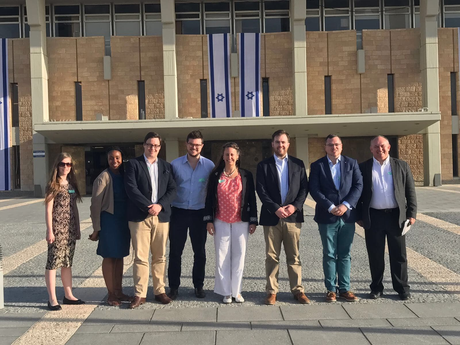 April 2017: CFI coordinates first ever delegation to Israel with the Conservative Christian Fellowship