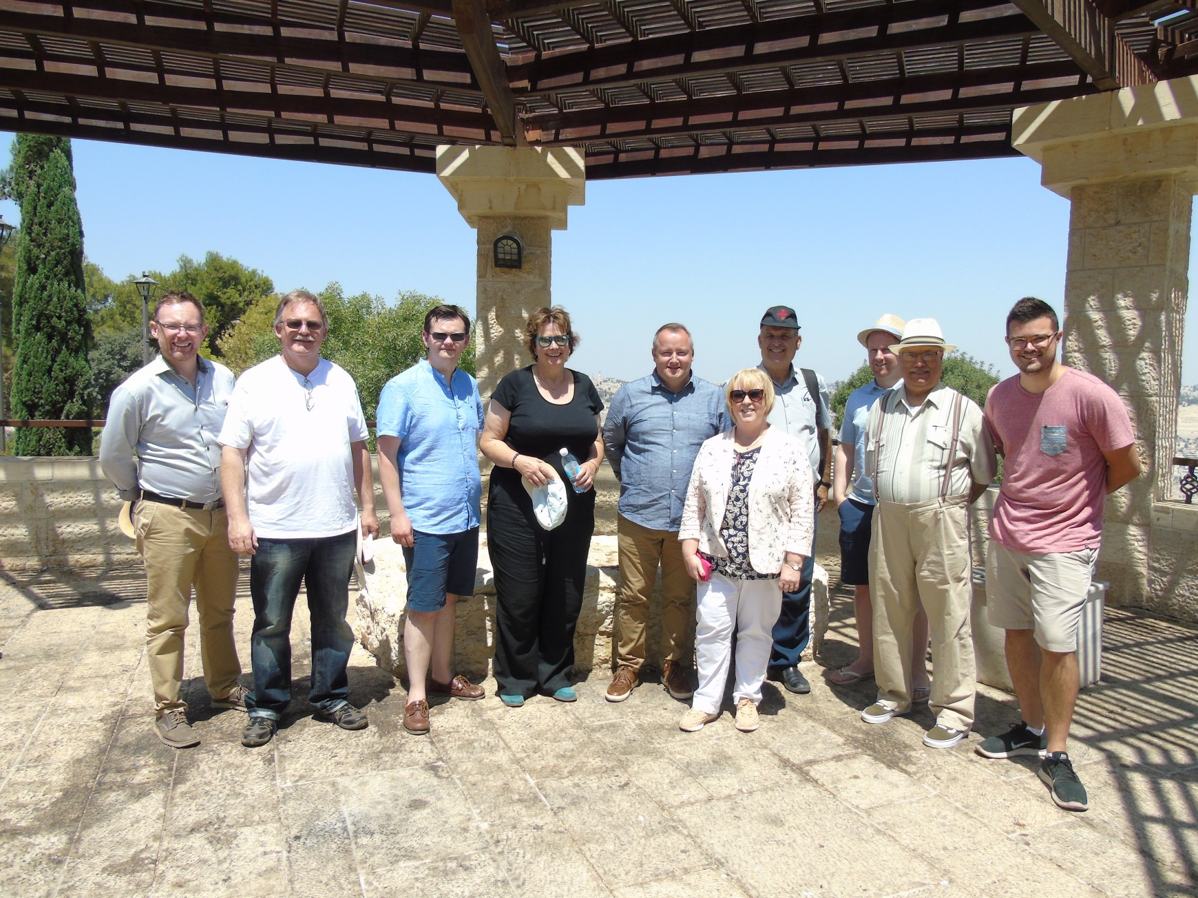 September 2017: CFI coordinates first delegation to Israel with Welsh Conservatives
