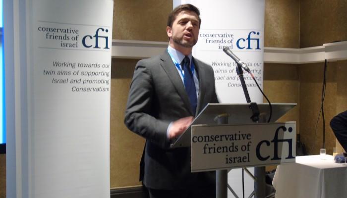 Stephen Crabb CFI Conference event 2015