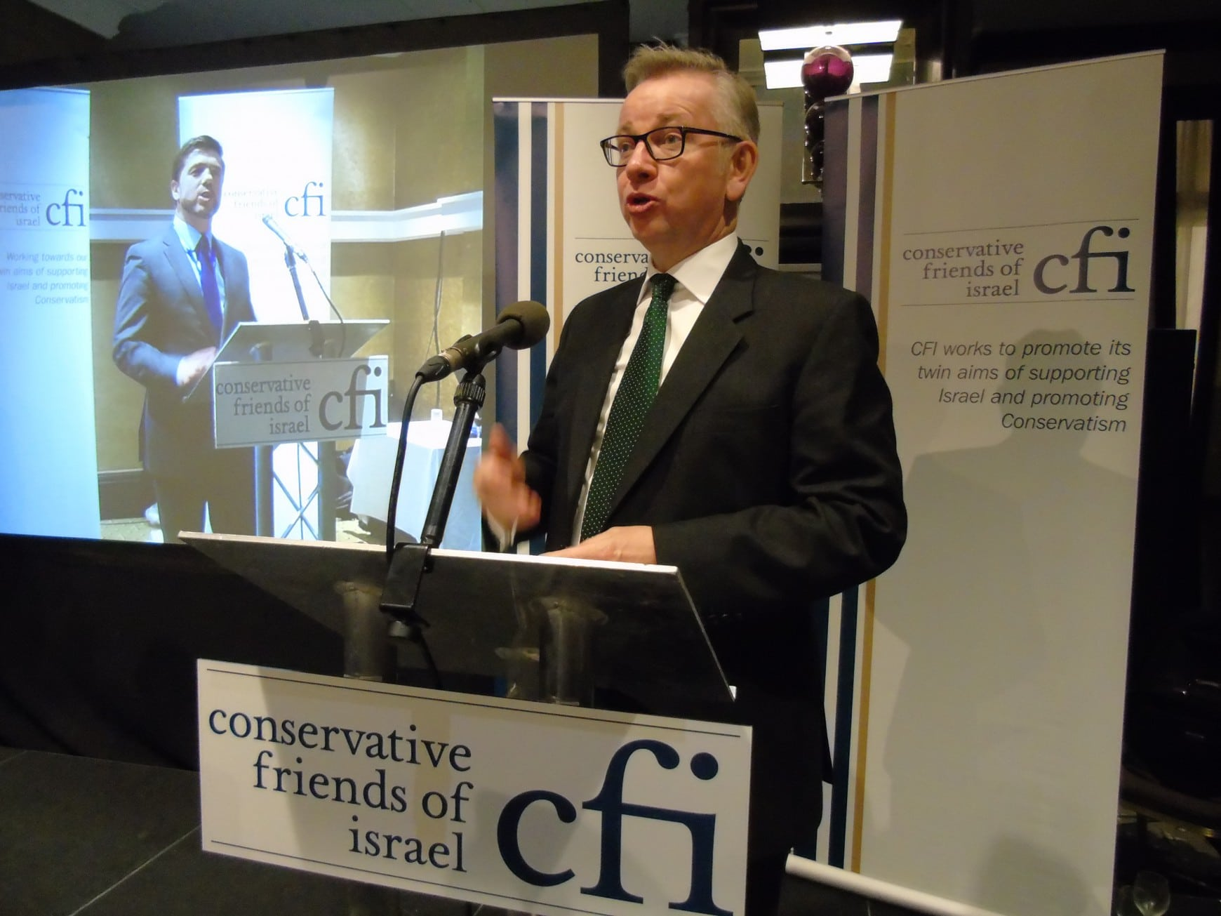 CFI at Conservative Party Conference 2017