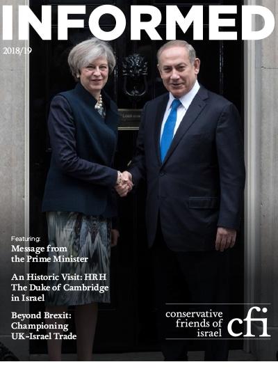 CFI Informed Magazine 2018/2019