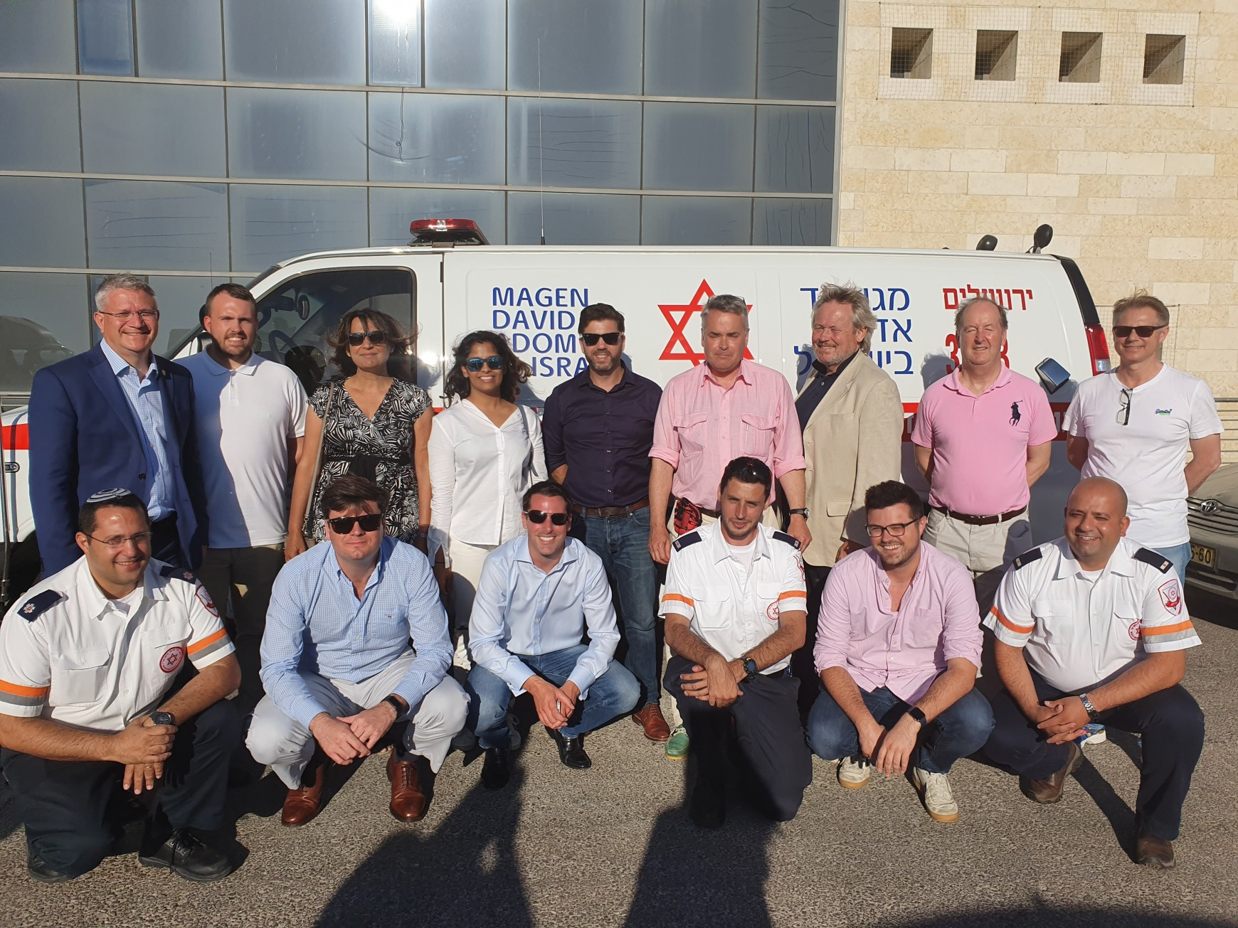 CFI coordinates Parliamentary Delegation to Israel