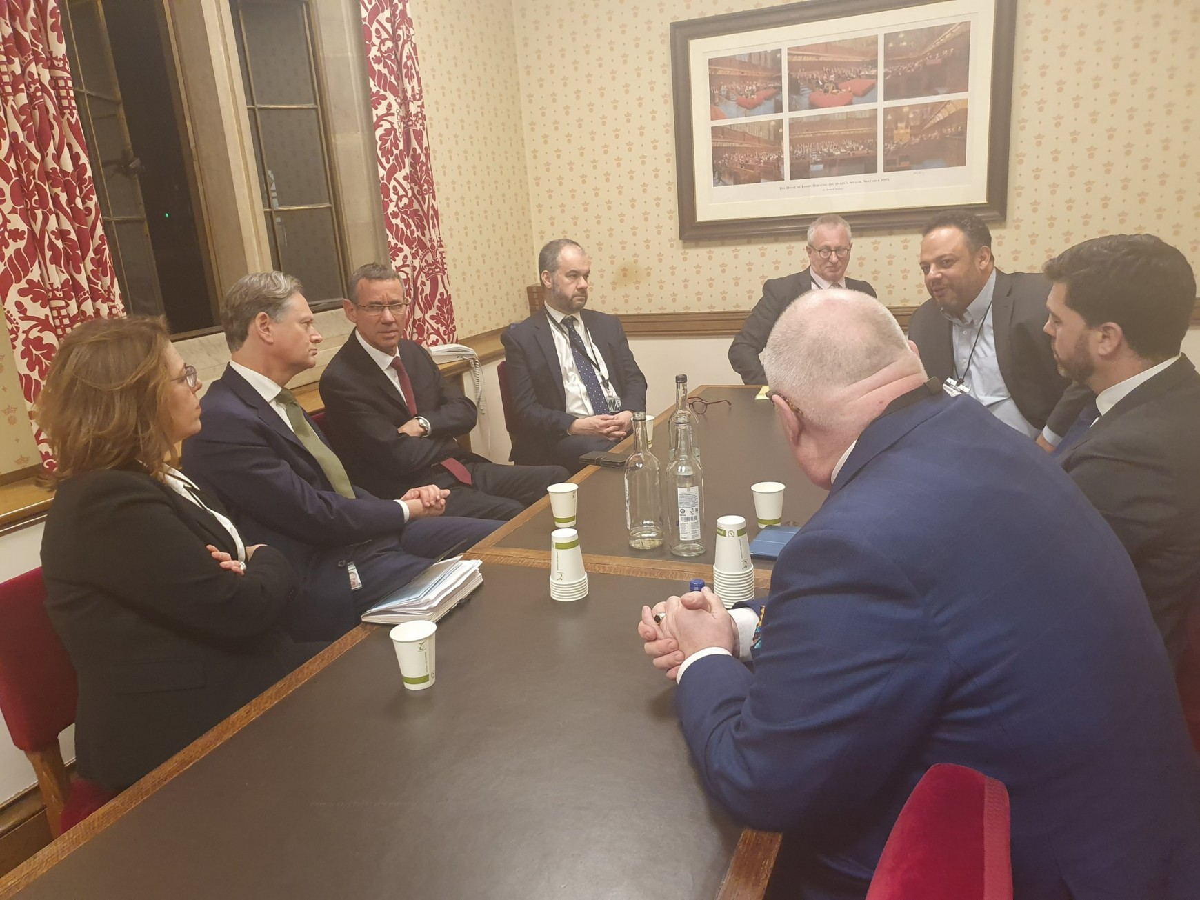 Conservative parliamentarians briefed by Legal Adviser to Israeli Ministry of Foreign Affairs