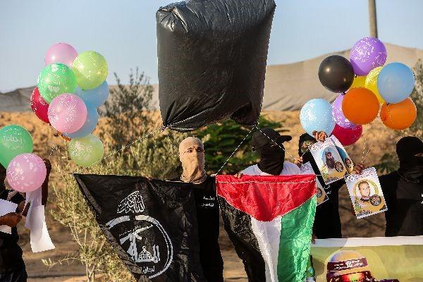 Gaza-based terror groups breach ceasefire in arson attacks