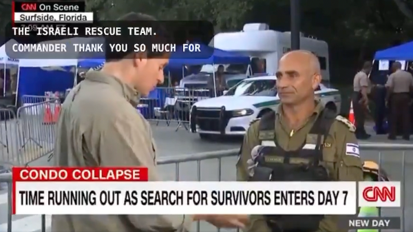 Israel sends search and rescue team to Miami