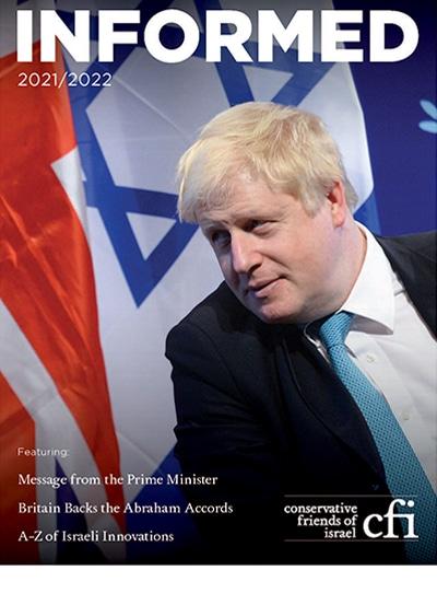 CFI Informed Magazine 2021/2022